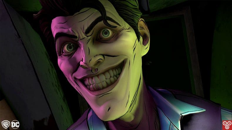 The Telltale Batman Shadows Edition registrado en Australia 1
