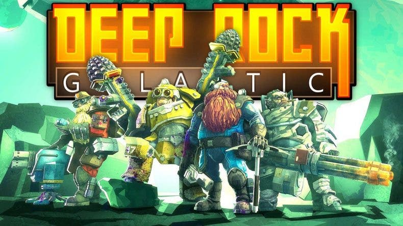 Deep Rock Galactic concreta su llegada a Xbox Game Preview 1