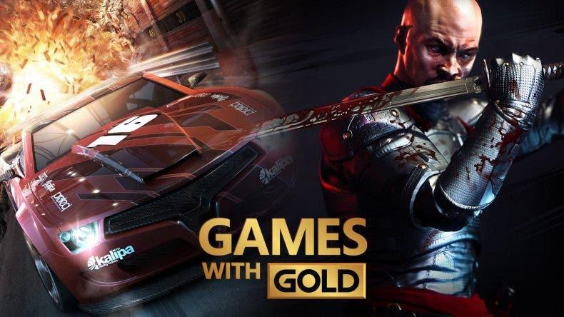 Consigue gratis Shadow Warrior y Split/Second vía Games With Gold 1