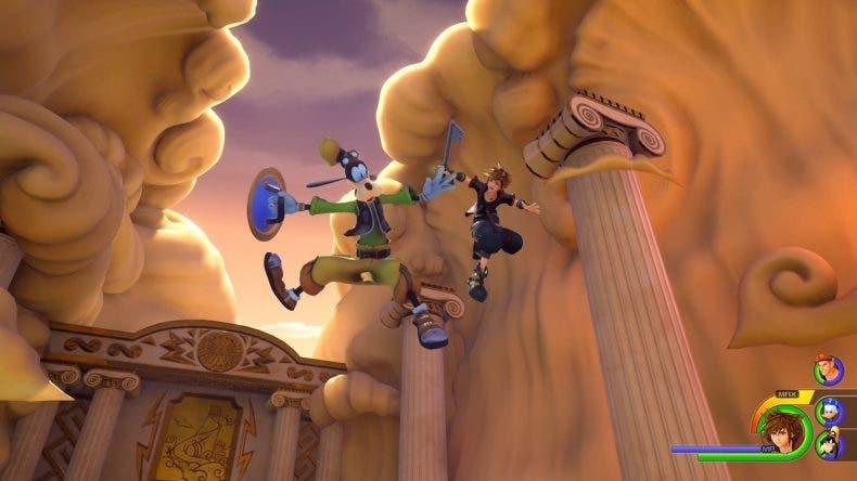 Kingdom Hearts III nos permitiría jugar como Riku 1