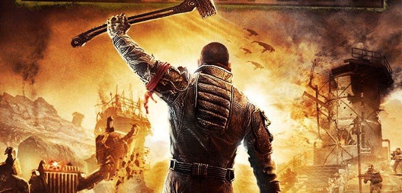 Nvidia habría filtrado la existencia de Red Faction Evolution 1
