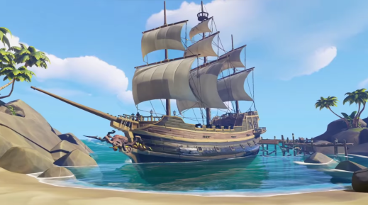 Sea of Thieves revela todos sus logros 1