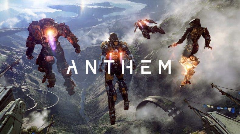 Anthem podría jugarse en primera persona 1