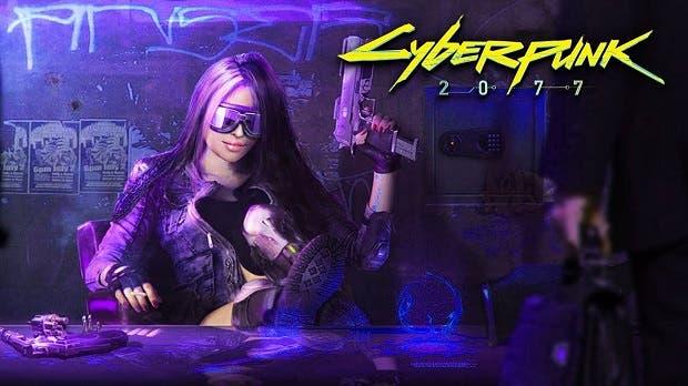 Filtradas las posibles localizaciones y armas de Cyberpunk 2077 1