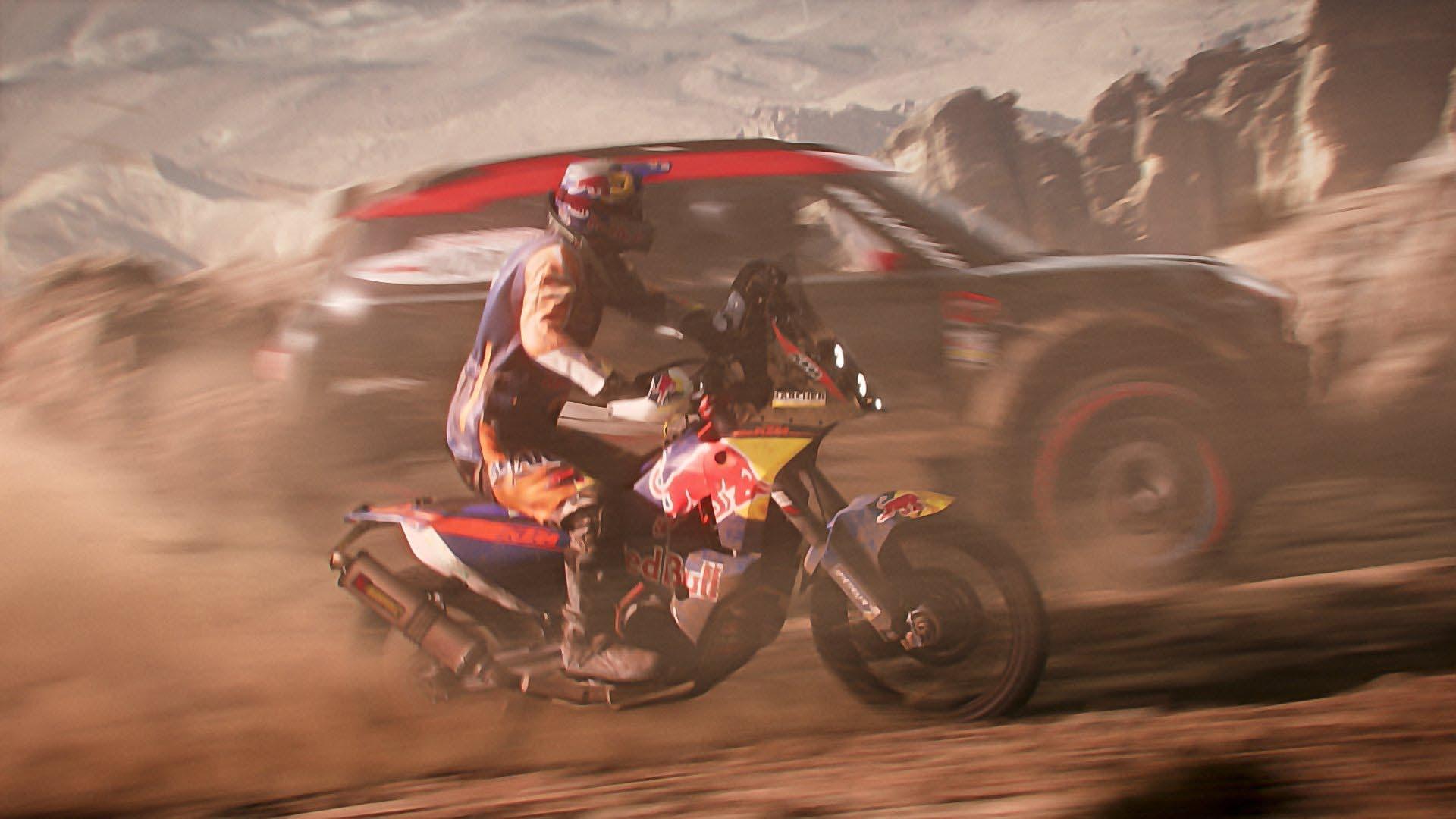 Supervivencia al volante, así se muestra Dakar 18 en este extenso gameplay 3