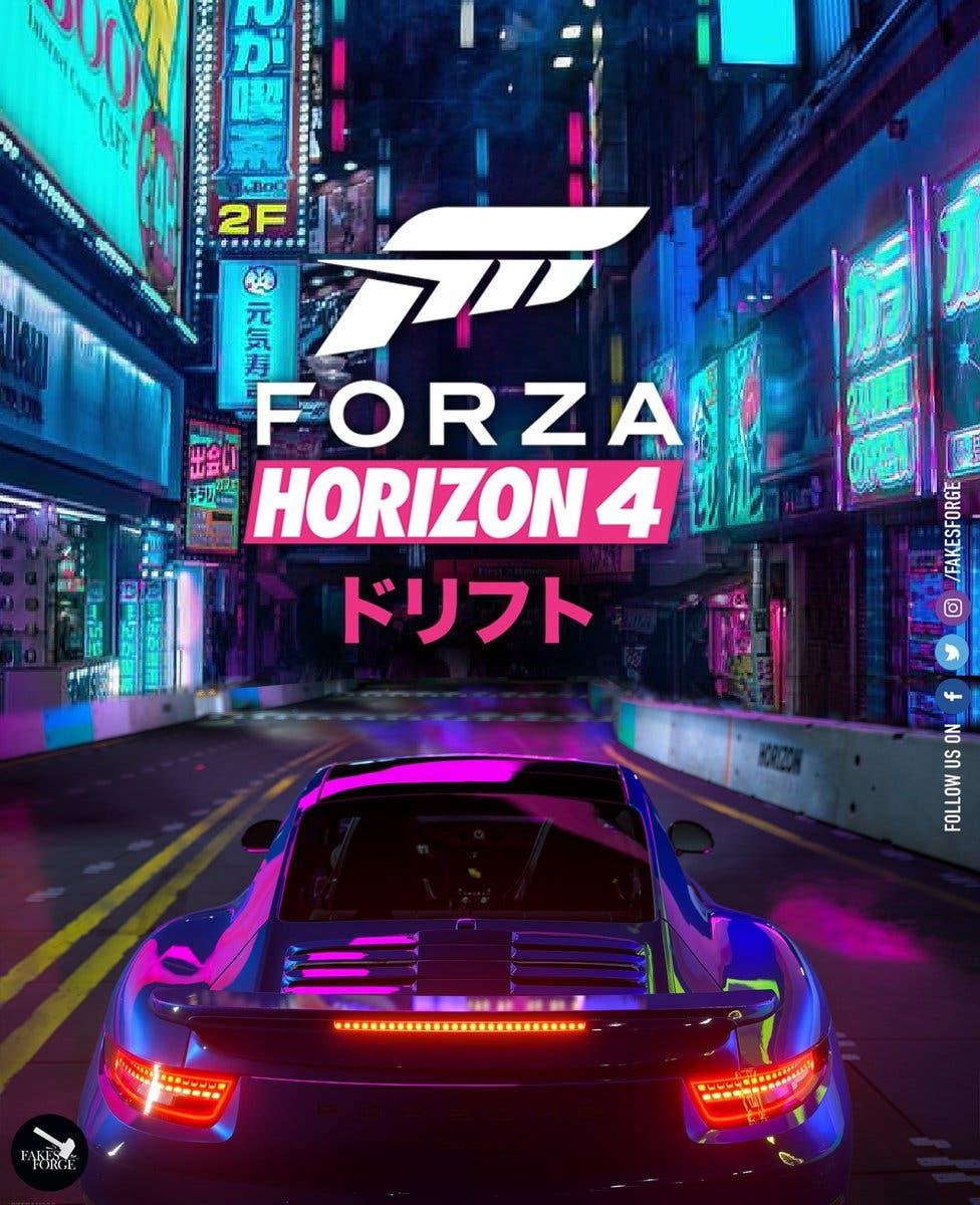 Japón cobraría fuerzas como escenario de Forza Horizon 4