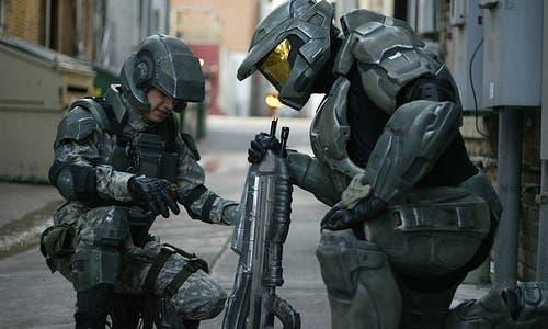 Guillermo del Toro quería crear un gemelo malvado del Jefe Maestro para la película de Halo 2