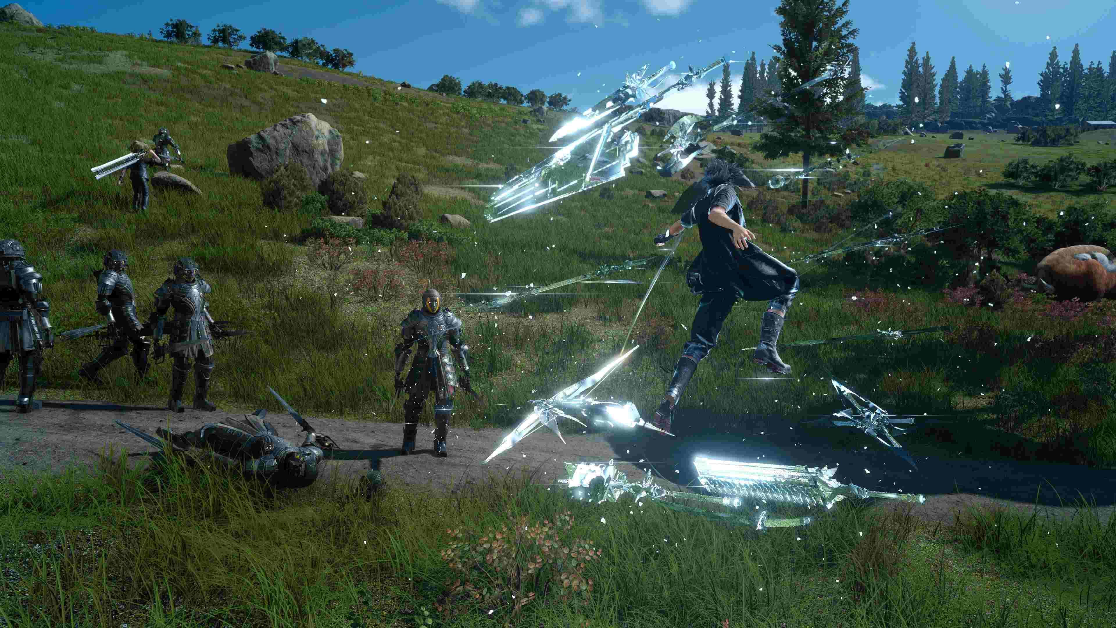 Final Fantasy XV se convierte en el segundo juego más vendido de la franquicia en Steam 2