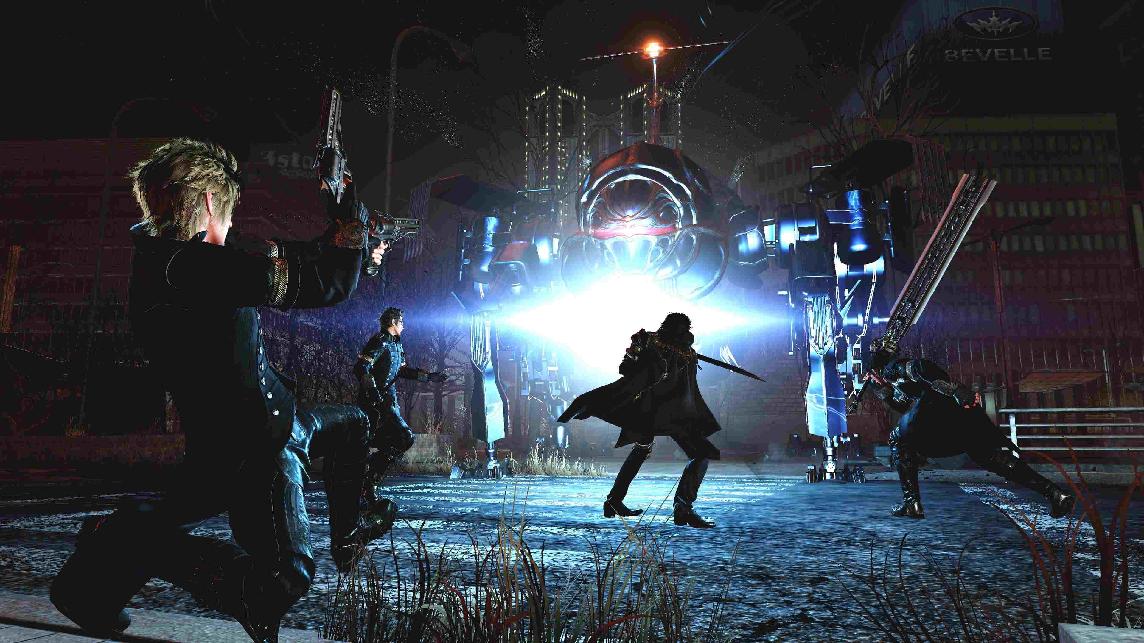 Square Enix confirma el desarrollo de una IP no anunciada para la próxima generación 2