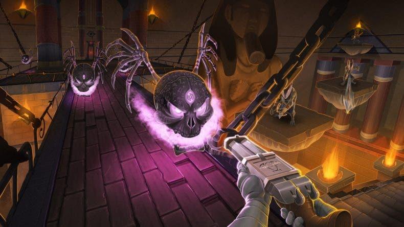Fecha para Immortal Redneck, un shooter roguelite, en Xbox One 1