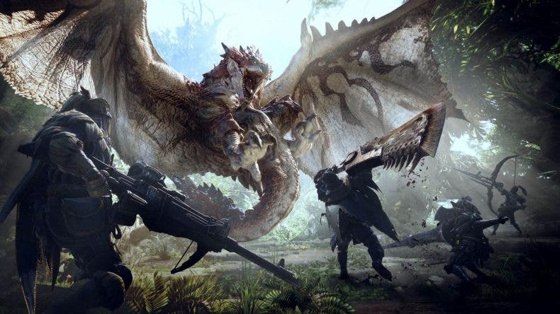 Monster Hunter World y The Walking Dead: A New Frontier, disponibles en Xbox Game Pass 1