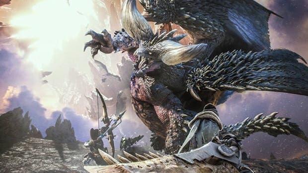 Monster Hunter World corrige sus problemas multijugador con un nuevo parche en Xbox One 1