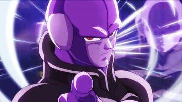 Hit llega pegando duro a Dragon Ball FighterZ 1