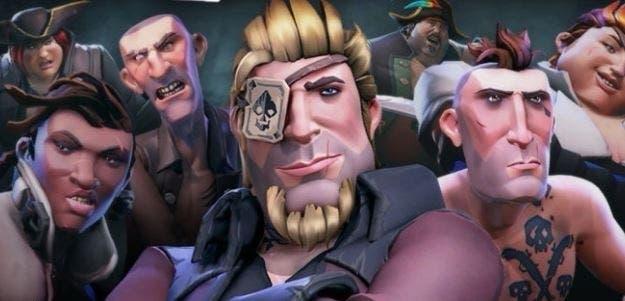 Sea of Thieves usará un matchmaking dinámico para emparejar barcos 1