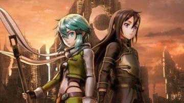 Nuevos gameplays presentan las opciones de personalización de Sword Art Online: Fatal Bullet 13