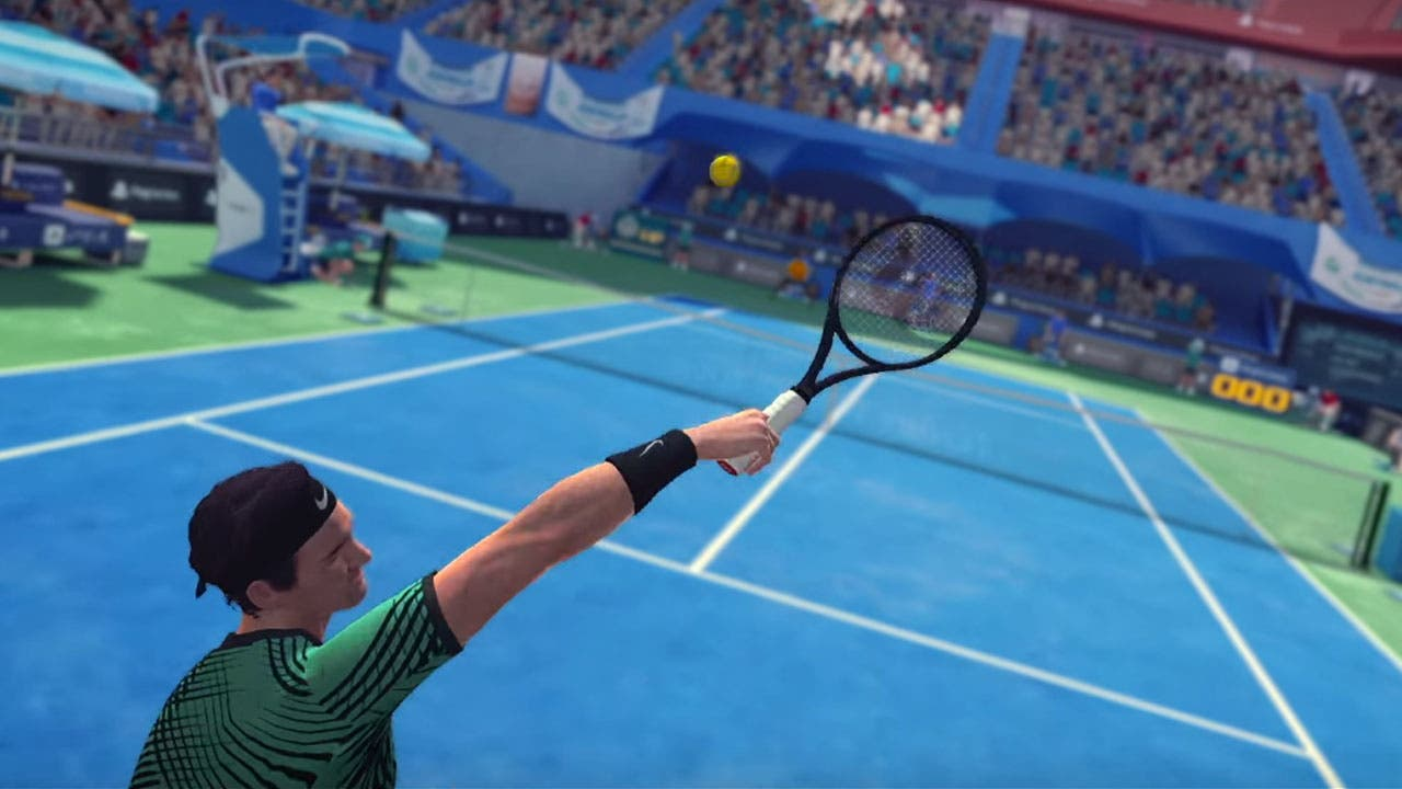Tennis World Tour muestra su intenso modo carrera 2