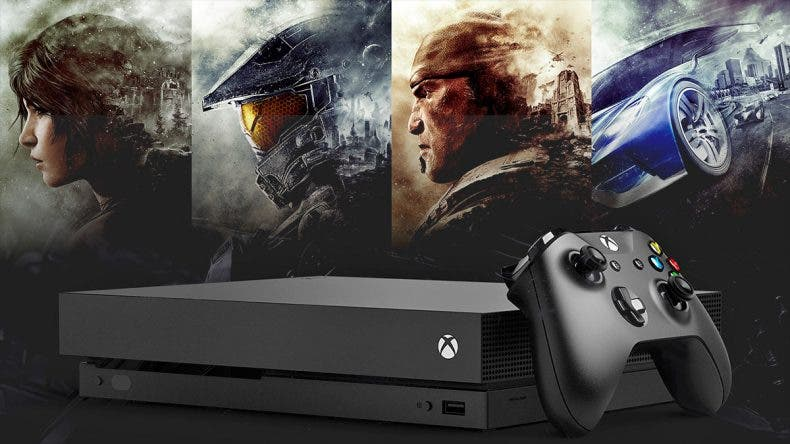 Éstos son los 10 juegos que mejor optimiza Xbox One X 1