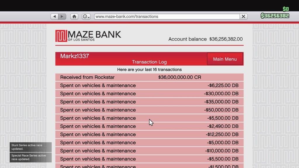Rockstar la vuelve a liar con el dinero en GTA Online 2