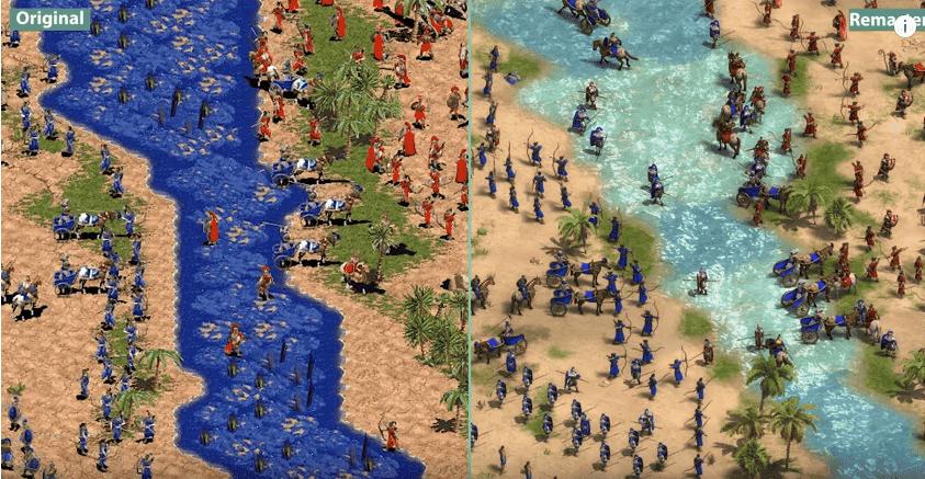 Impresiones de Age of Empires Definitive Edition en su beta cerrada 2