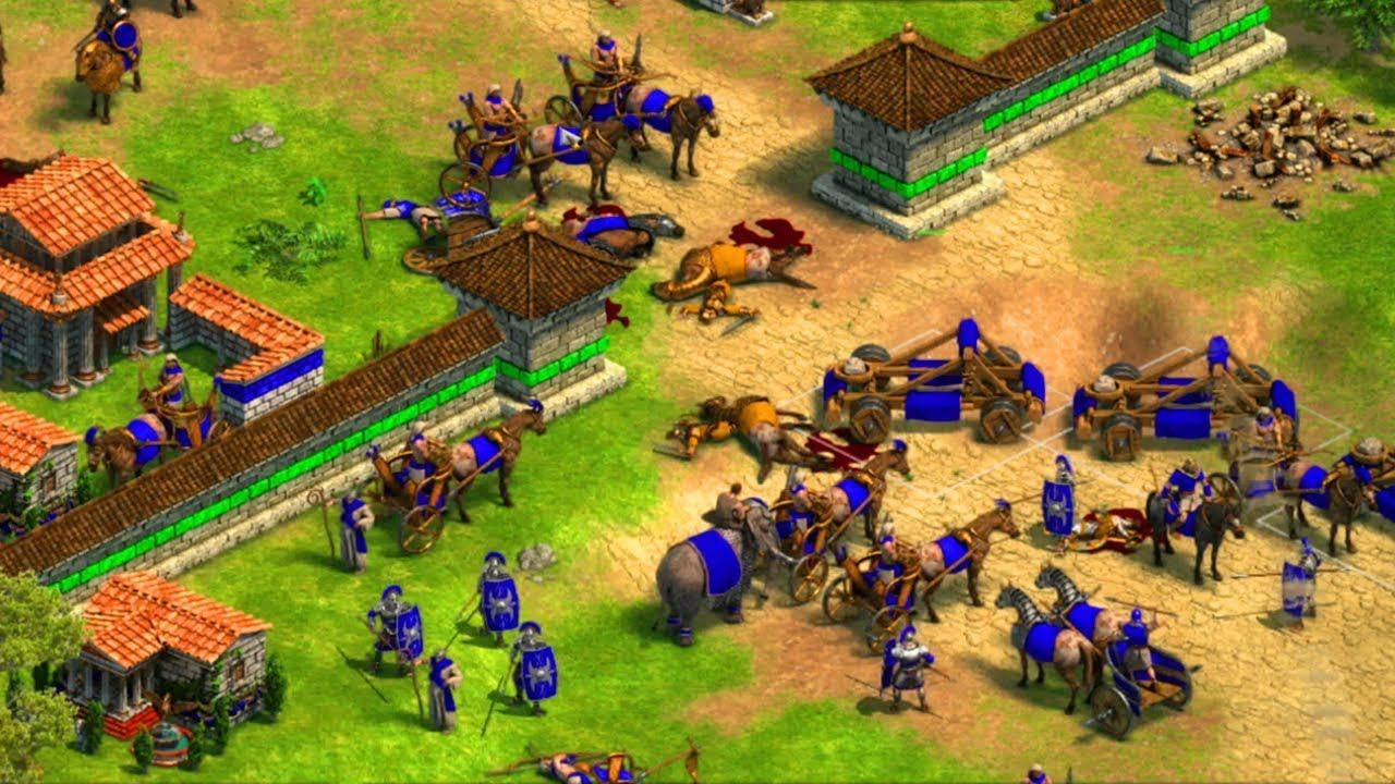 Análisis de Age of Empires: Definitive Edition - Windows 10 2