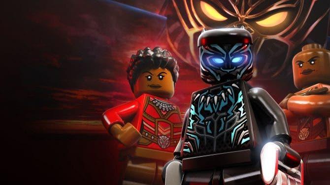 Black Panther llega a LEGO Marvel Super Heroes 2 1