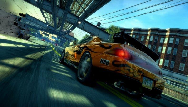 Lo nuevo de Criterion Games se basará en Burnout Paradise 1