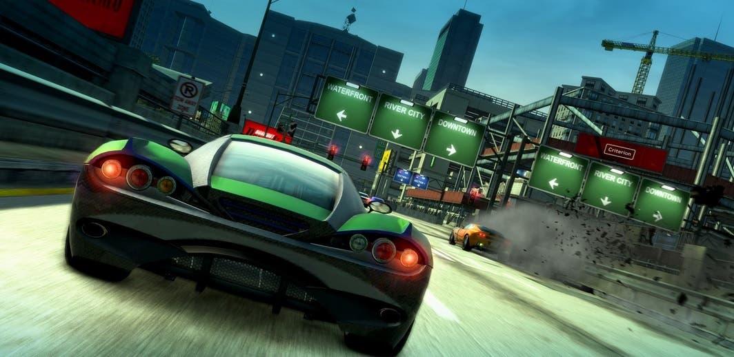 Lo nuevo de Criterion Games se basará en Burnout Paradise 2