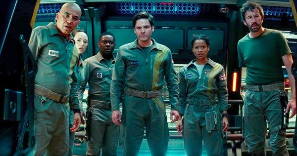Cloverfield Paradox llega a Netflix 1