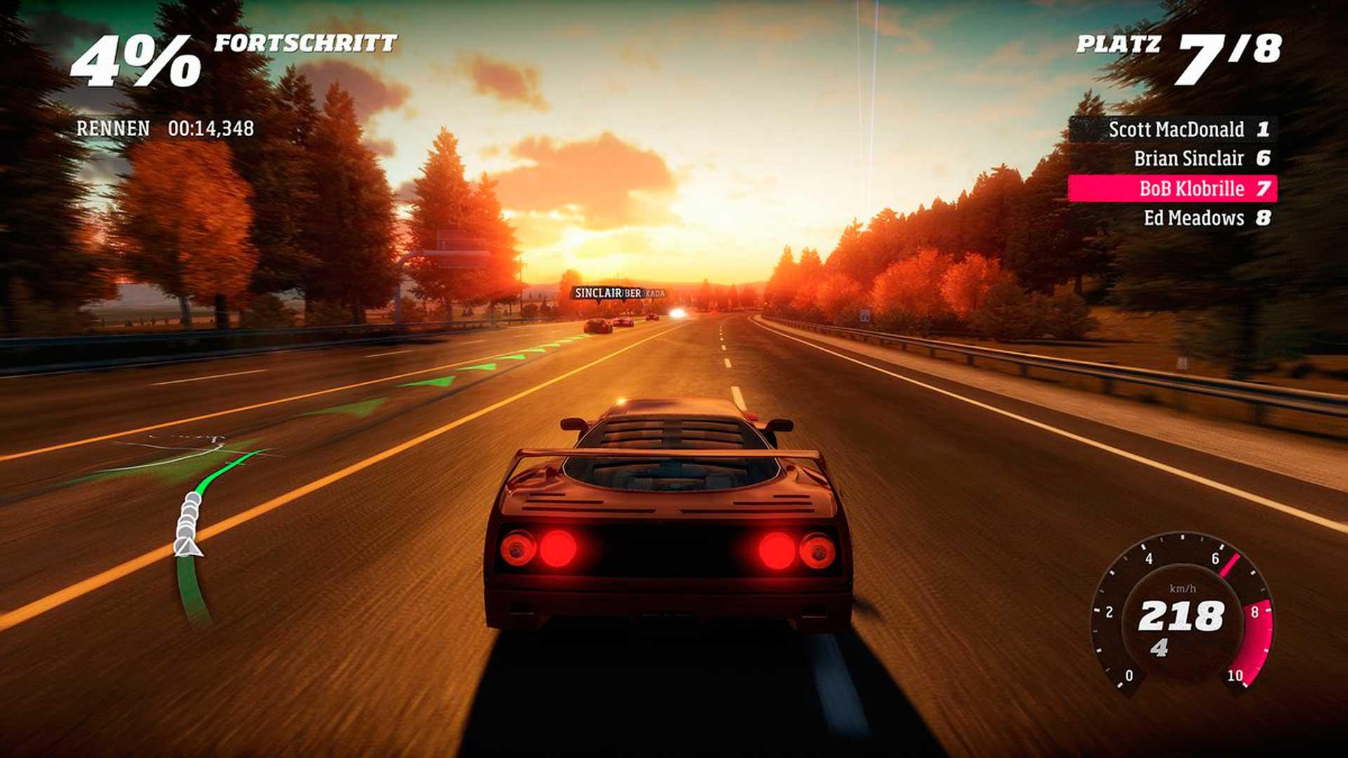 Así se ven The Witcher 2, Forza Horizon, Crackdown y Fable en Xbox One X 2