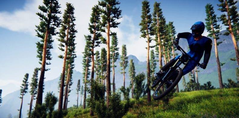 Detallado el lanzamiento de Descenders en Xbox One, la nueva cita para los amantes del ciclismo de montaña 1