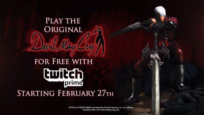 Anunciado nuevo tráiler de Devil May Cry HD Collection y una promoción para Twitch Prime 1
