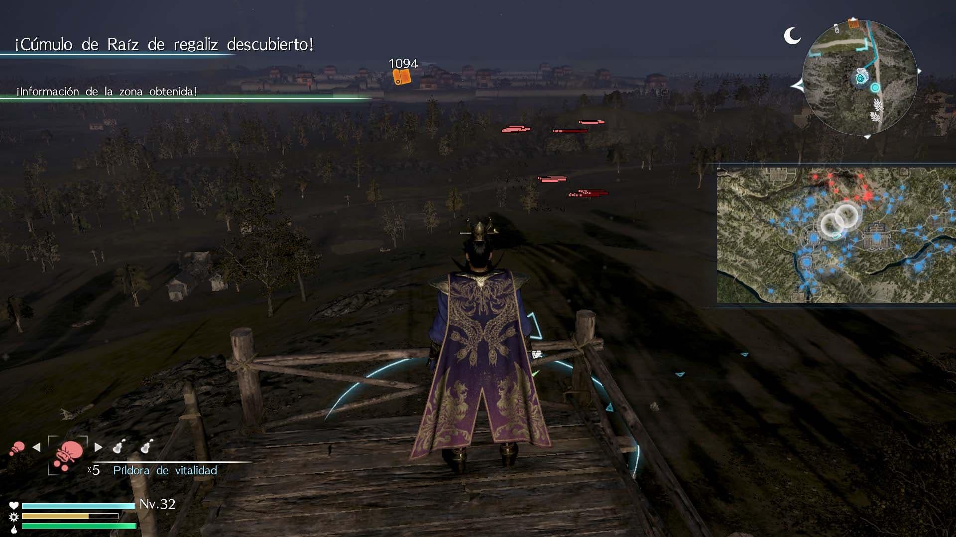Análisis de Dynasty Warriors 9 - Xbox One 10