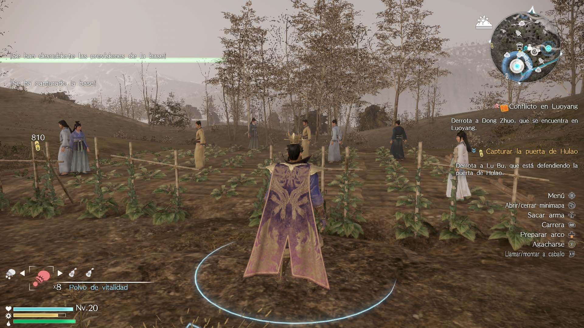 Análisis de Dynasty Warriors 9 - Xbox One 11