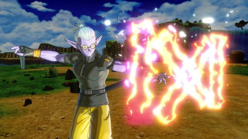 Dragon Ball Xenoverse 2 confirma la llegada del Extra Pack 2, que ampliará la historia 1