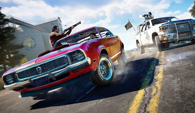 Descubre la personalización de vehículos en Far Cry 5 1