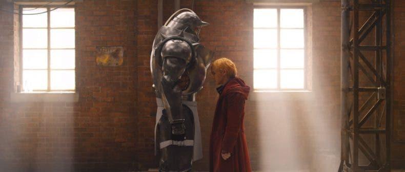 La película de Fullmetal Alchemist llega a Netflix 1