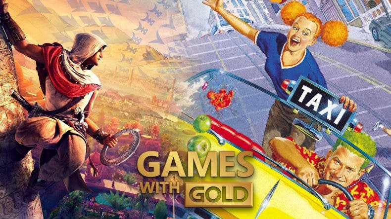 Consigue gratis Assassin's Creed Chronicles: India y Crazy Taxi vía Games with Gold 1