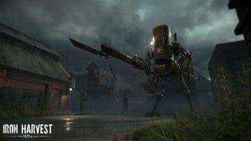 Iron Harvest concreta el inicio de su campaña Kickstarter 2
