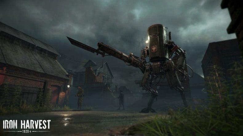 Iron Harvest concreta el inicio de su campaña Kickstarter 1