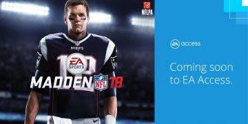 Madden NFL 18 es el próximo juego que llegará gratis a The Vault 3