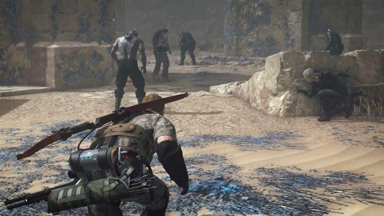 Metal Gear Survive regala SV Coins por los problemas de servidores 1