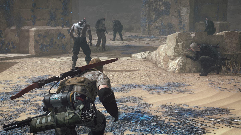 Análisis de Metal Gear Survive - Xbox One 2