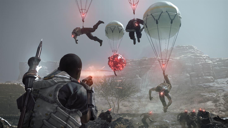 Análisis de Metal Gear Survive - Xbox One 5