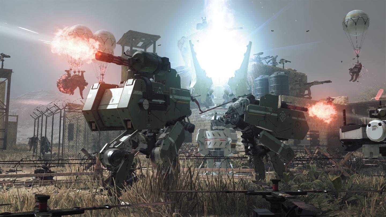 Análisis de Metal Gear Survive - Xbox One 3