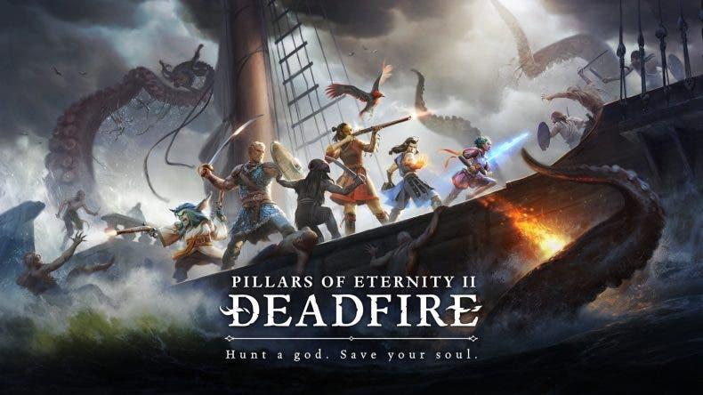 Pillars of Eternity II: Deadfire IIegará a Xbox One este mismo año 1