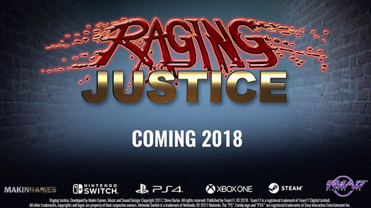Raging Justice su Steam