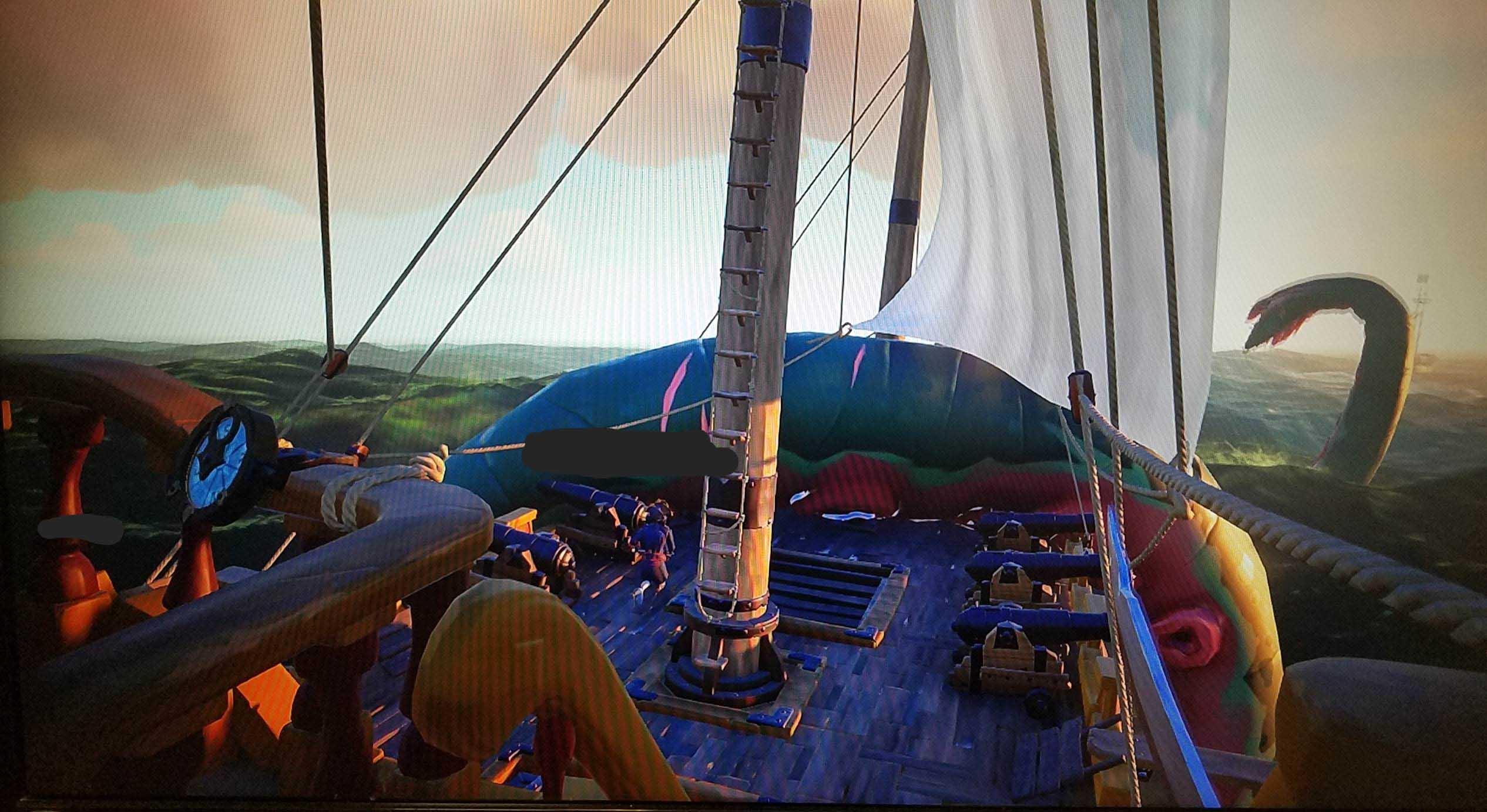 Sea of Thieves incluirá la opción para deshabilitar el juego cruzado y el soporte para teclado y ratón 2