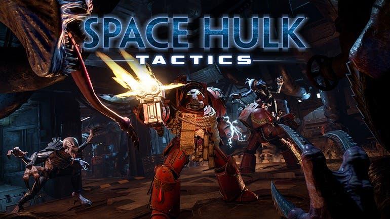 Se presenta Space Hulk:Tactics, estrategia ambientada en Warhammer 40k 1