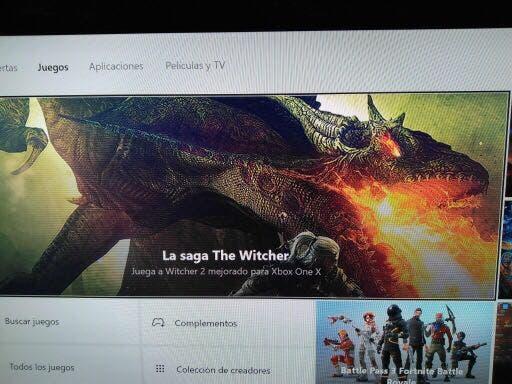 La mejora de The Witcher 2 en Xbox One X puede llegar a ser una realidad 2