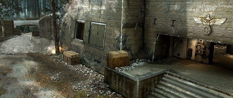 ¿Ha reciclado Call of Duty: WWII un mapa de Advanced Warfare? 1
